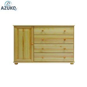 stylowa komoda drewniana